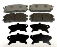 Vauxhall Frontera 3.2 Petrol - VF32P - Rear Brake Pad Set With Shims (4)
